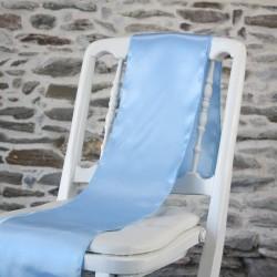 Ceinturage satin bleu ciel, Anne-C