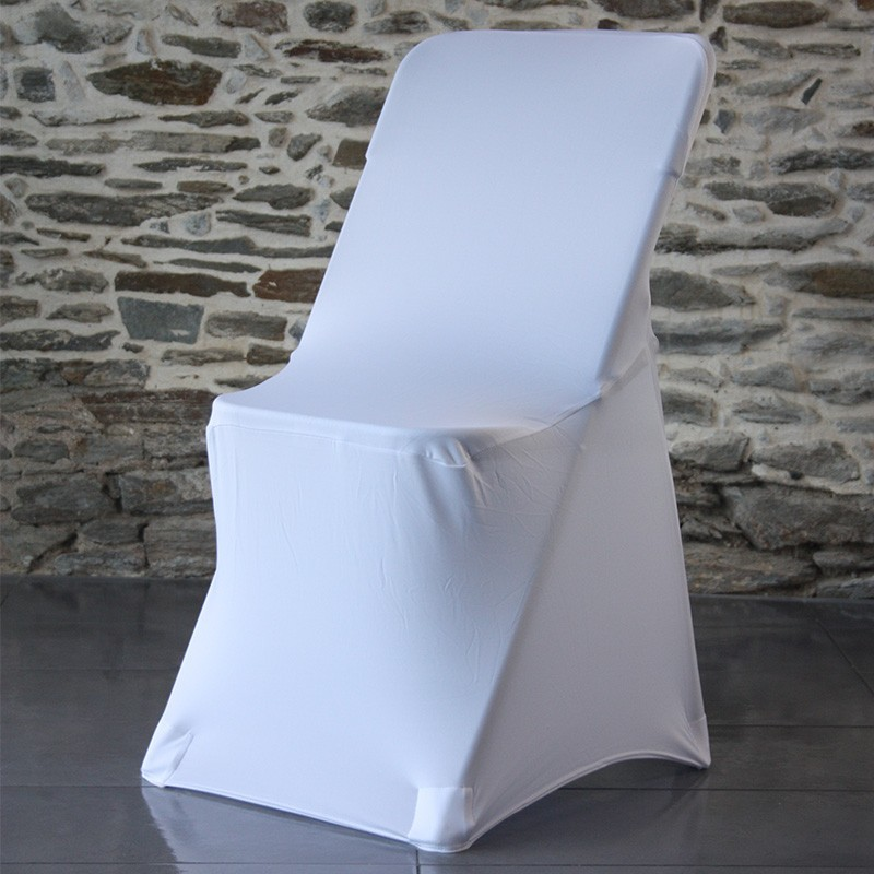 Housse Lycra chaise pliante, Anne-C