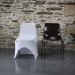Housse Lycra chaise coque et chaise coque Anne-C
