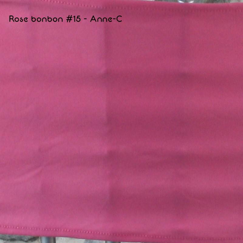 Housse mange debout rose bonbon, Anne-C