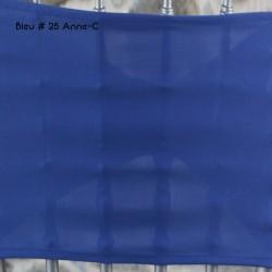 Housse mange debout bleu outremer Anne-C