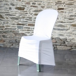 Housse de chaise miami lycra 210 g/m²