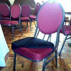 Housse lycra pour recouvrir votre assise de chaise conférence ou Napoléon - Anne-C