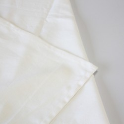 nappage 100% coton blanc, Anne-c