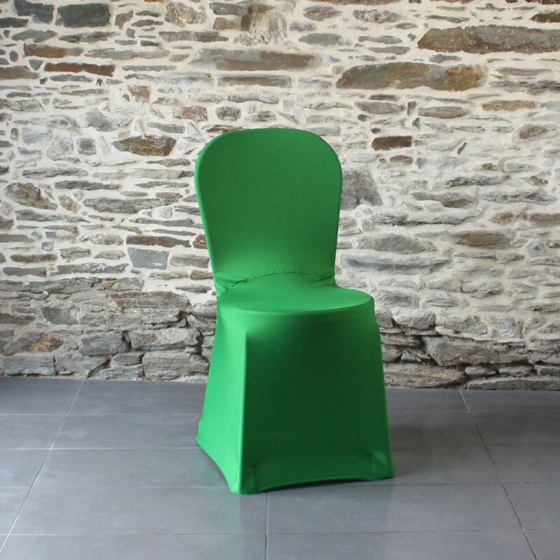 Housse de chaise verte miami, Anne-c