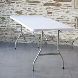 Table pliante pour nappe lycra Anne-C