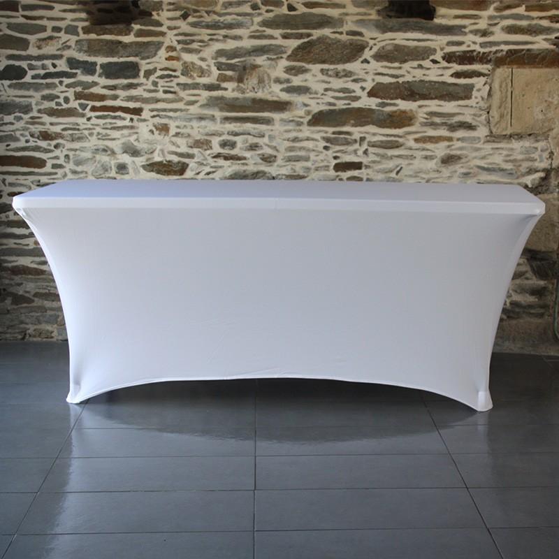 Housse de table droite, Anne-C