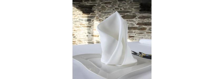Serviette de table restaurant, qualité, quantité au meilleur prix